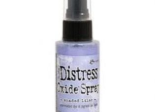 DISTRESS OXIDE SPRAY - Shaded Lilac