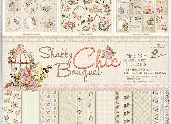 LITTLE BIRDIE - Bulk Pack - Shabby Chic