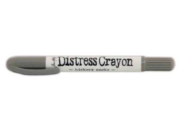 DISTRESS Crayon - Hickory Smoke