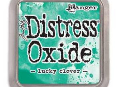 DISTRESS OXIDE - Ink Pad - Lucky Clover