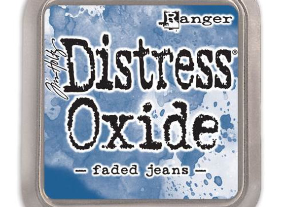 DISTRESS OXIDE - Ink Pad - Faded Jeans