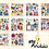 Thumbnail: ART BY MARLENE - Die-cut Book - Artsy Arabia No 1
