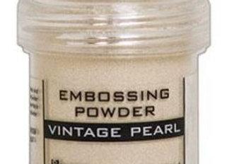 RANGER Embossing Powder - Vintage Pearl