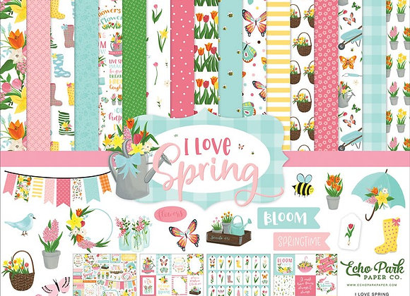 ECHO PARK - Collection Kit - I Love Spring
