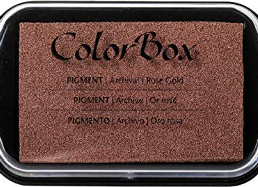 COLOR BOX Archival Ink - Rose Gold