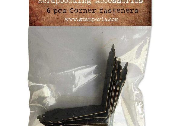STAMPERIA - Hardware - Corner Fasteners