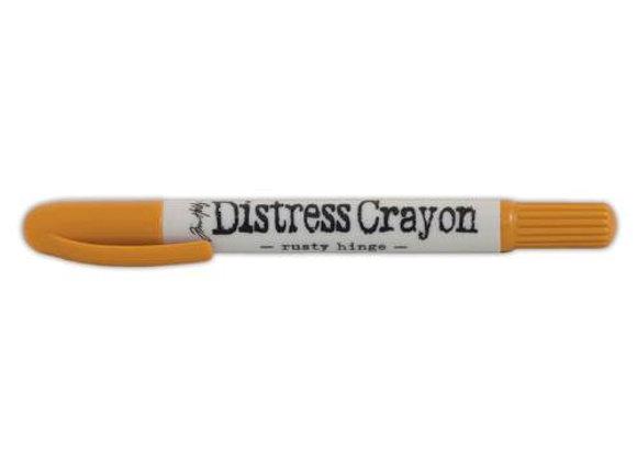 DISTRESS Crayon - Rusty Hinge