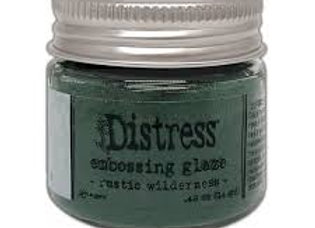 DISTRESS Embossing Glaze - Rustic Wilderness