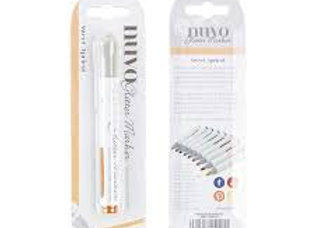 NUVO - Glitter Marker - Sweet Apricot