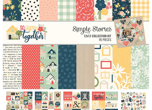 SIMPLE STORIES - So Happy Together
