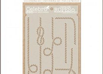 CELEBR8 - Stencil - Rope