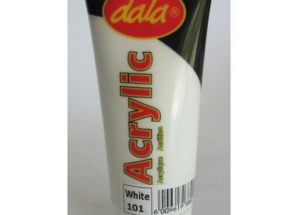 DALA - Acrylic Paint - White