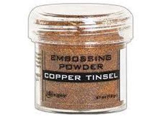 RANGER Embossing Powder - Copper Tinsel