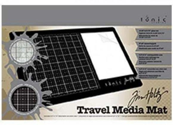 TIM HOLTZ - Glass Media Travel Mat
