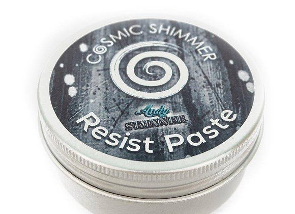 CREATIVE EXPRESSIONS - Mixed Media - Resist Paste