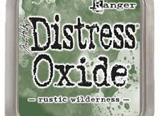 DISTRESS OXIDE - Ink Pad - Rustic Wilderness