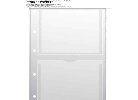 DOCRAFTS - A4 Storage Folder Refill A5