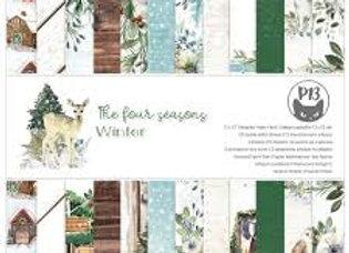 PIATEK 13 - Paper pad - The Four Seasons (Winter)