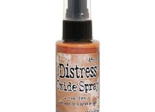 DISTRESS OXIDE SPRAY - Tea Dye