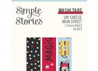 SIMPLE STORIES - Washi Tape - Say Cheese