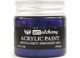 PRIMA - Metallique Paint - Midnight Sky