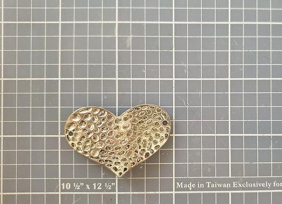 KRAFTY KING - Metal Finding - Heart