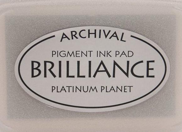 TSUKINEKO - Archival Ink - Platinum Planet