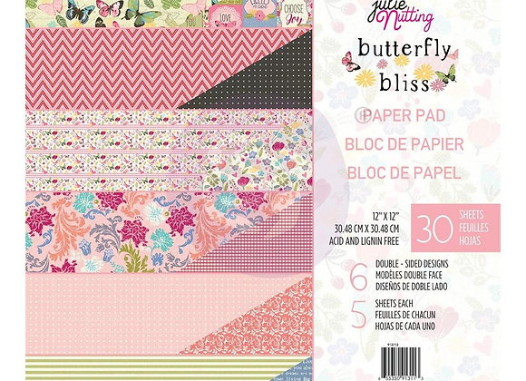 PRIMA - Paper Pack - Butterfly Bliss