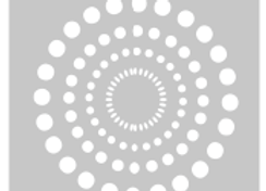 FABSCRAPS - Stencil - Kaleidoscope