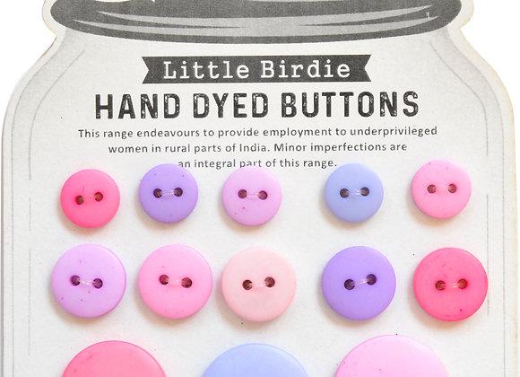 LITTLE BIRDIE - Buttons - Fairy