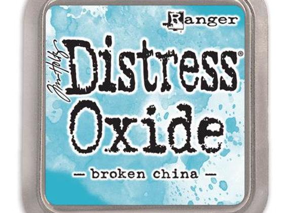 DISTRESS OXIDE - Ink Pad - Broken China