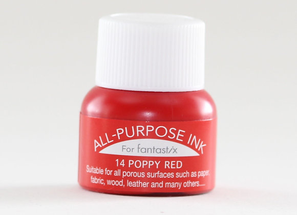 All Purpose Ink - Poppy Red