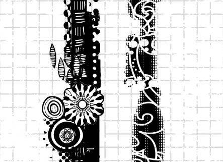 STUDIO LIGHT - Grunge Stamp - Steampunk