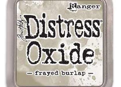 DISTRESS OXIDE - Ink Pad - Frayed Burlap