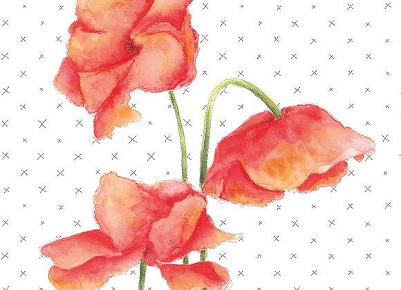 STUDIO LIGHT - Floral Stamp - #429