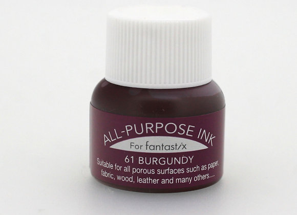 All Purpose Ink - Burgandy