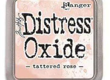 DISTRESS OXIDE - Tattered Rose