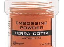 RANGER Embossing Powder - Terra Cotta