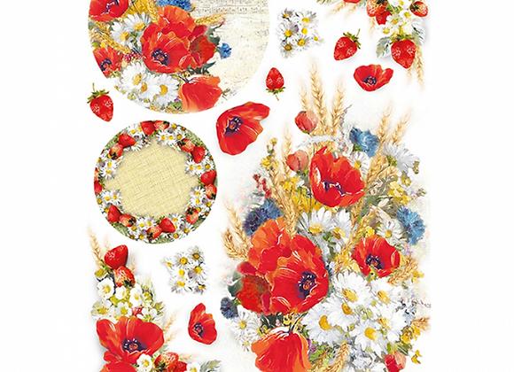 CIAO BELLA - Rice Paper - Wildflower