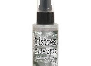 DISTRESS OXIDE SPRAY - Hickory Smoke
