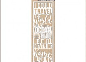 CELEBR8 - Title - I could travel the world