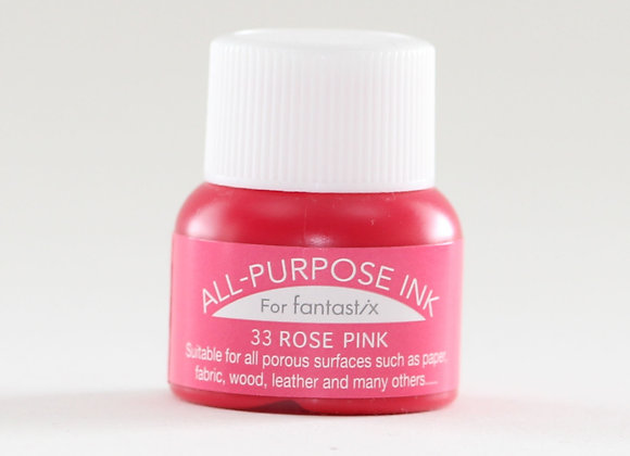 All Purpose Ink - Rose Pink