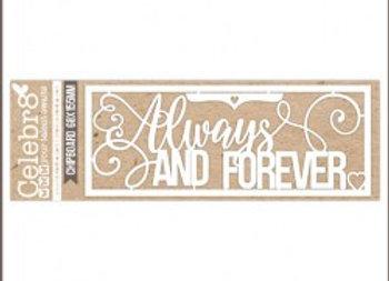 CELEBR8 - Title - Always and Forever