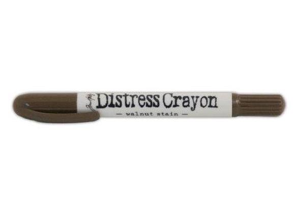 DISTRESS Crayon - Walnut Stain