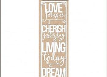 CELEBR8 - Title - Love, Cherish, Living, Dream