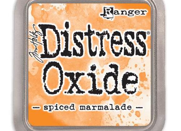 DISTRESS OXIDE - Ink Pad - Spiced Marmalade