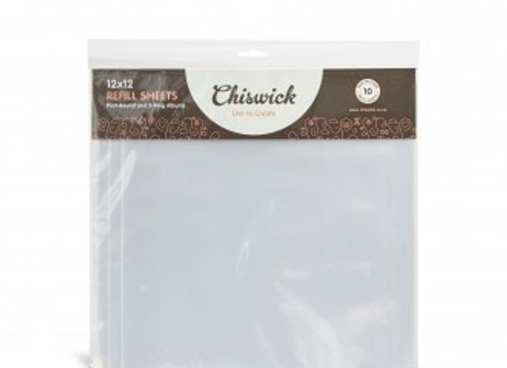 CHISWICK - Album Refill Sheets Multipurpose