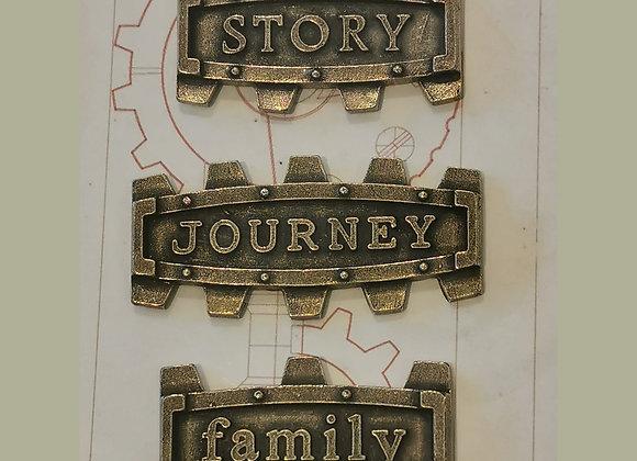 MITFORM - Metal Frames - Story / Journey / Family