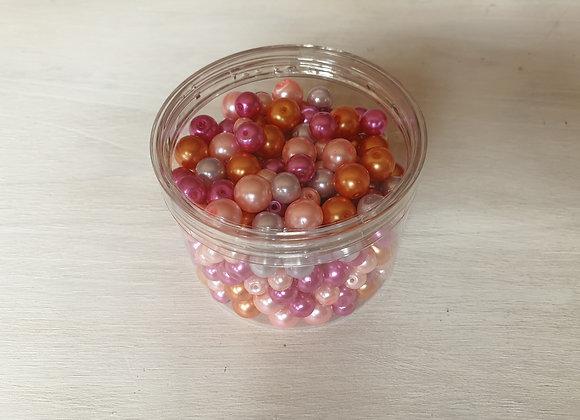 KRAFTY-KING - Beads - Pink