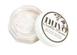 NUVO - Crackle Mousse - Russian White
